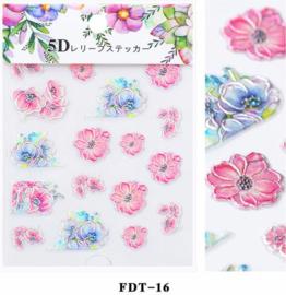 5D sticker FDT-16