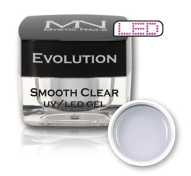 Opbouw gel Evolution Smooth Clear 4 gram (MN)