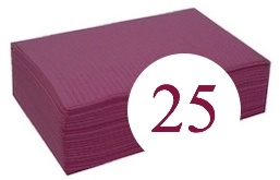 table towels 25 stuks