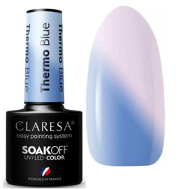 color changing thermo gellak blue