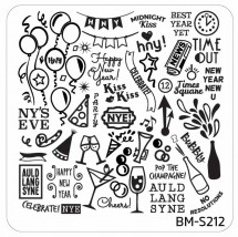 image plate BM-S212