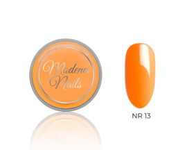 color acryl yellow orange nr. 13 - 10ml