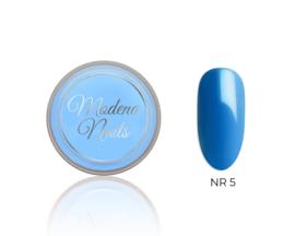 color acryl neon blue nr. 5 - 10ml