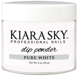 dip poeder pure white 56 gram