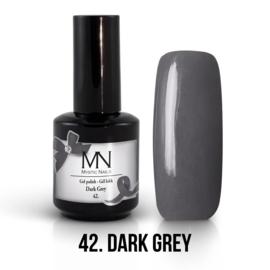 42 dark grey 12ml