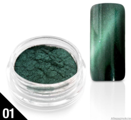 cateye powder green 01
