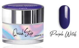nagel gel 63 purple witch