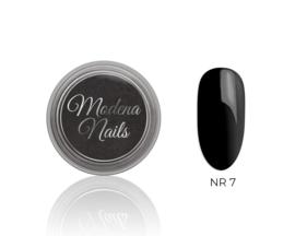 color acryl black nr. 7 - 10ml