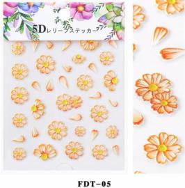 5D sticker FDT-05