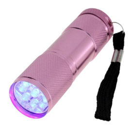 uv/led lamp mini 9 watt