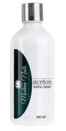 remover / aceton 100ml extra clean