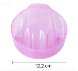 manicure bowl pink (alleen gratis volgens de vermelde voorwaarden)