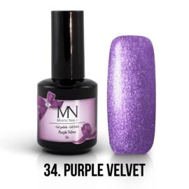 34 purple velvet 12ml