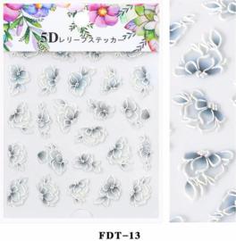 5D sticker FDT-13