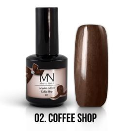 02 coffee shop 12ml