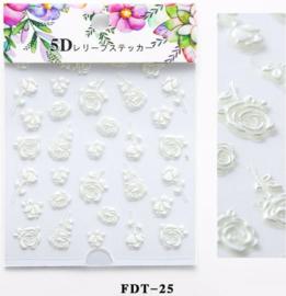 5D sticker FDT-25