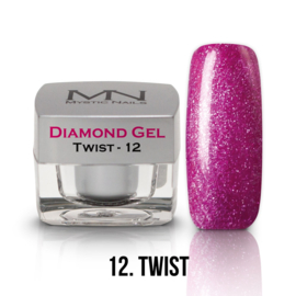 gel 12 twist diamond