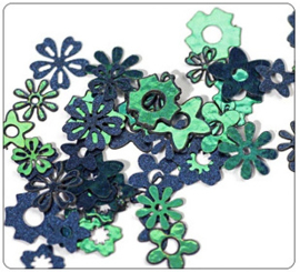 nail art flowers coated 18