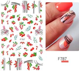 sticker F787