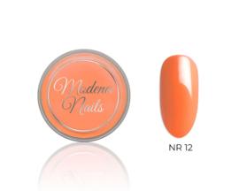 color acryl light orange nr. 12 - 10ml