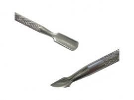 cuticle pusher metaal (alleen gratis volgens de vermelde voorwaarden)