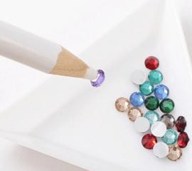 picker penseel met triangle bakje