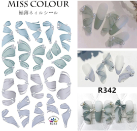 sticker miss colour 342