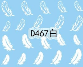 veertjes D467