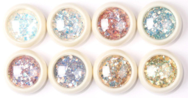 shiny special serie glitter set