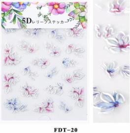 5D sticker FDT-20