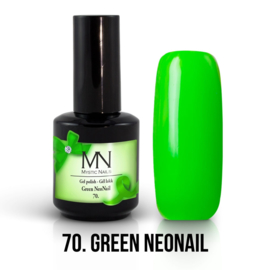 70 green neonail 12ml