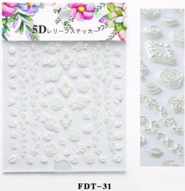 5D sticker FDT-31