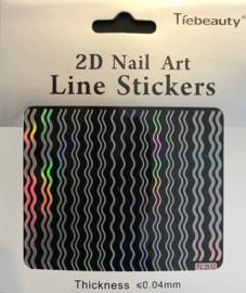 monochromate sticker nr. 202
