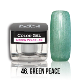 gel 46 green peace