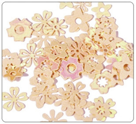 nail art flowers coated 10