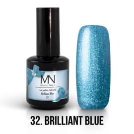 32 brilliant blue 12ml