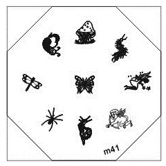 image plate M41