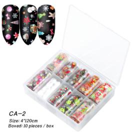 kerst transferfolie box colorfull (1)