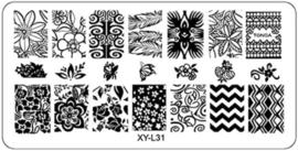 acryl image plate XY-L31