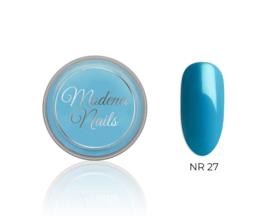 color acryl ocean blue nr. 27 - 10ml