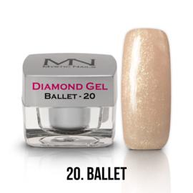 gel 20 ballet diamond