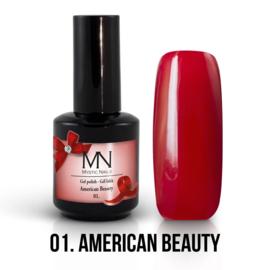 01 american beauty 12ml