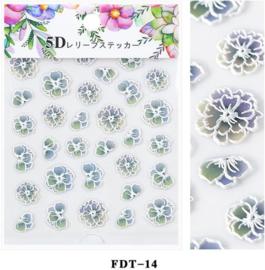 5D sticker FDT-14
