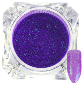 sugar powder mistic purple