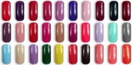 Femme gellak pakketvoordeel (zelf 4 kleuren kiezen)