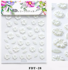5D sticker FDT-28