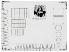 Stamping nailart mat XL