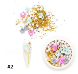 resin flower mix nr. 2