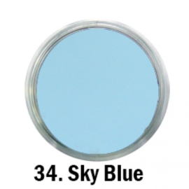 acryl verf nr. 34 sky blue 5ml