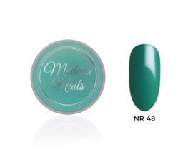 color acryl  emerald nr. 48 - 10ml